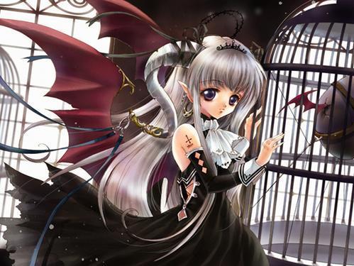 Extra manga for Miroir qui fait peur